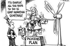 Pickens Plan – John Trevor 9.12.08