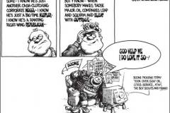 Ben Sargent cartoon