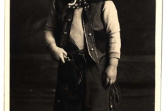 Young TBP cowboy