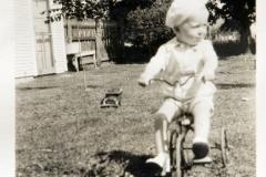 TBP riding tricyle