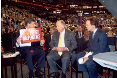 Pickens Hannity at GOP convention 2008