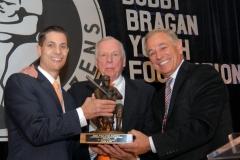 TBP Bobby Bragan Liftetime Achievment Award 2010