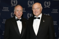 TBP with John Glenn at National Football Foundation HOF 2008