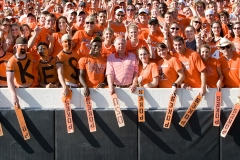 TBP with OSU student section